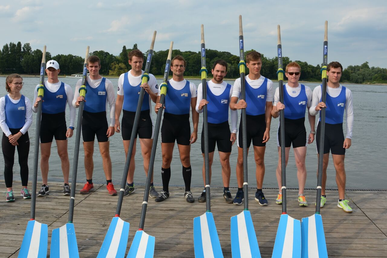 Platz 5 RTHC Bayer Leverkusen I - Foto: Thomas Winter